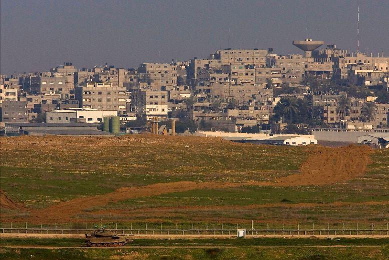 Die Grenze zwischen Israel und dem Gazastreifen gehört zu den am besten bewachten Gebieten der Welt.
