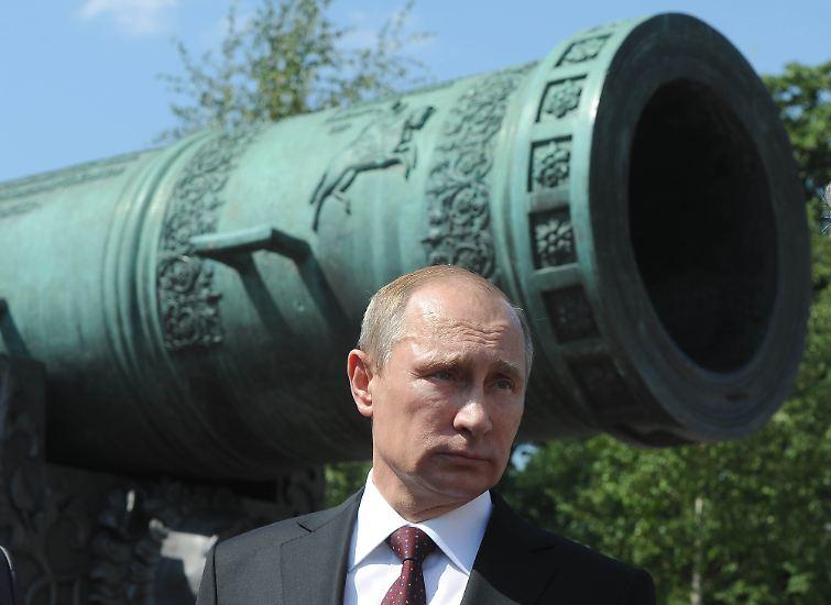 Wladimir Wladimirowitsch Putin - ...