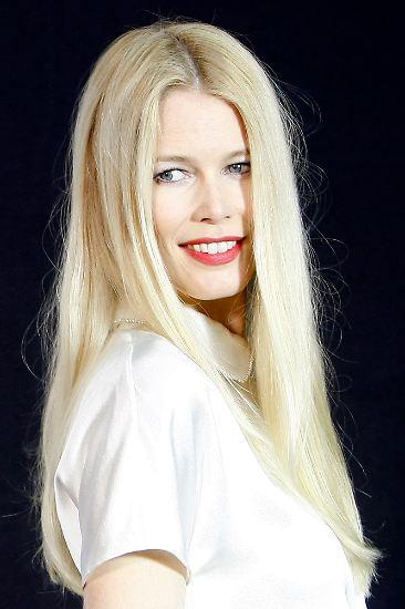 Claudia  Schiffer wird 40.