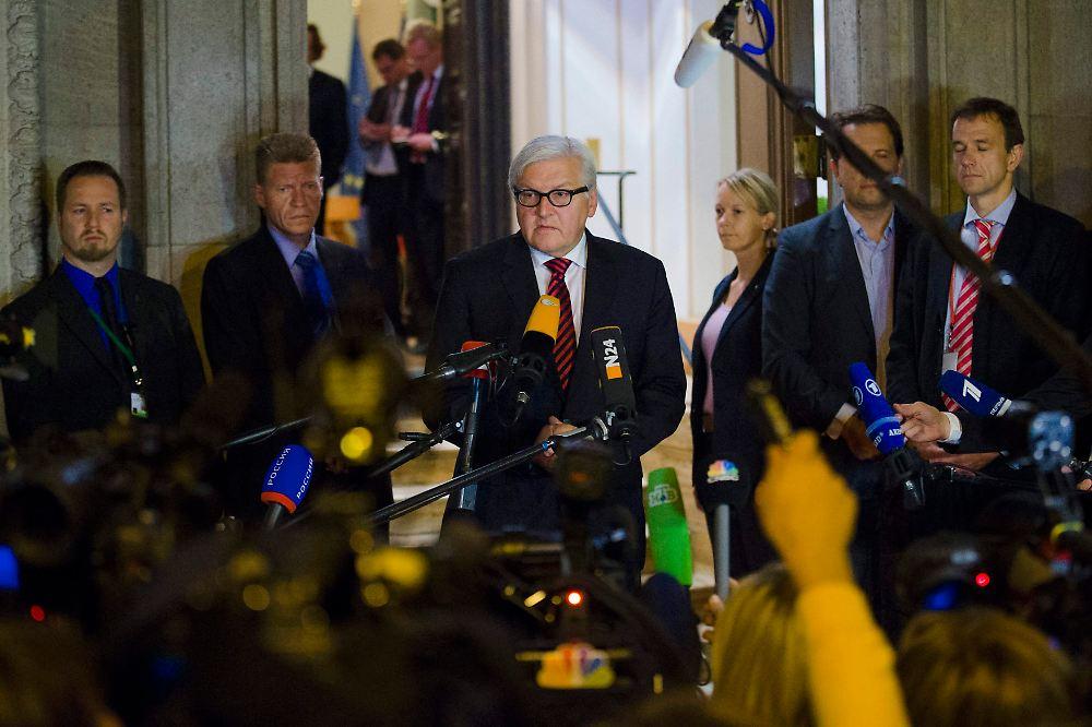Diplomatie in der ukraine krise die nacht der finsteren mienen