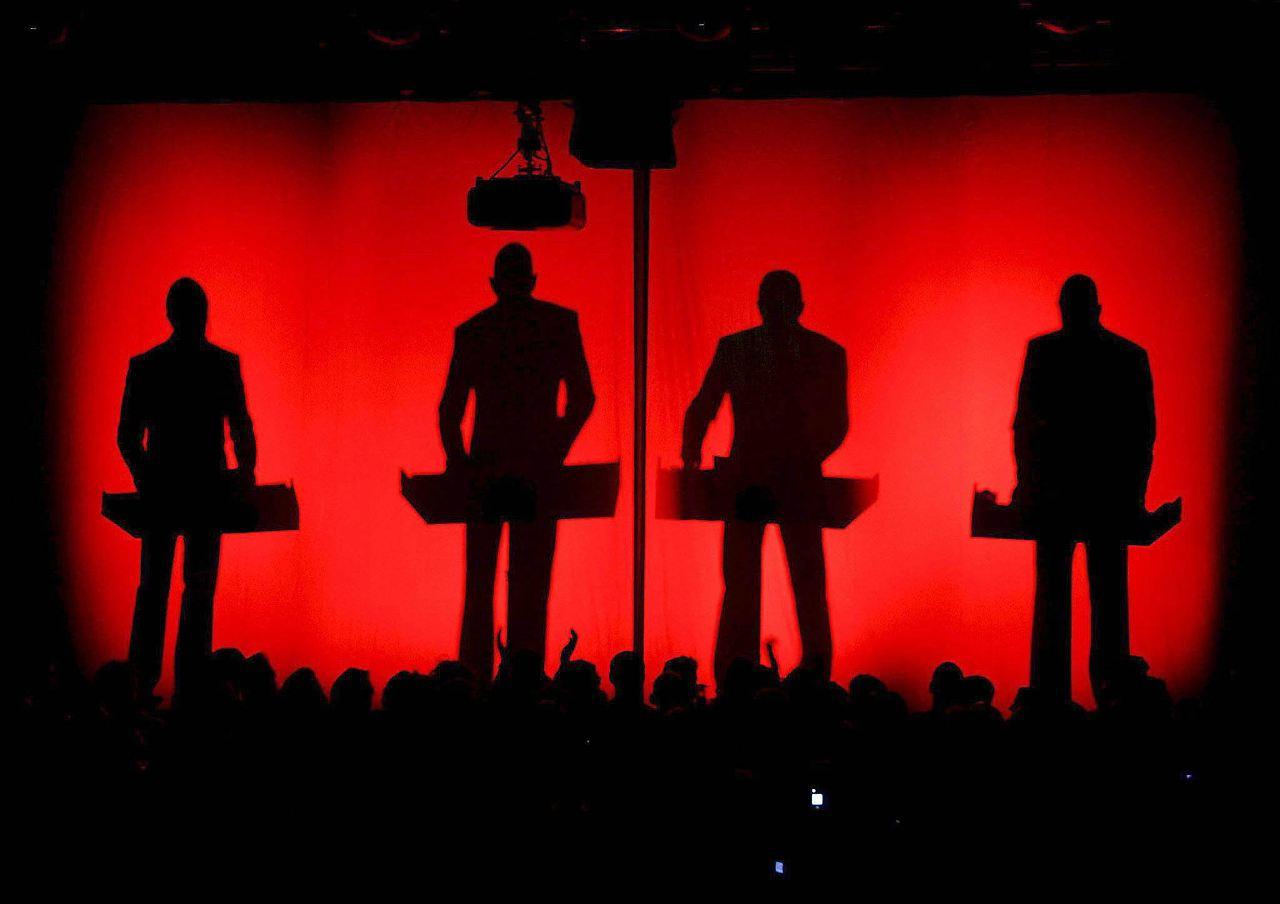 Kraftwerk - Maximum Kraftwerk (The Unauthorised Biography Of Kraftwerk)