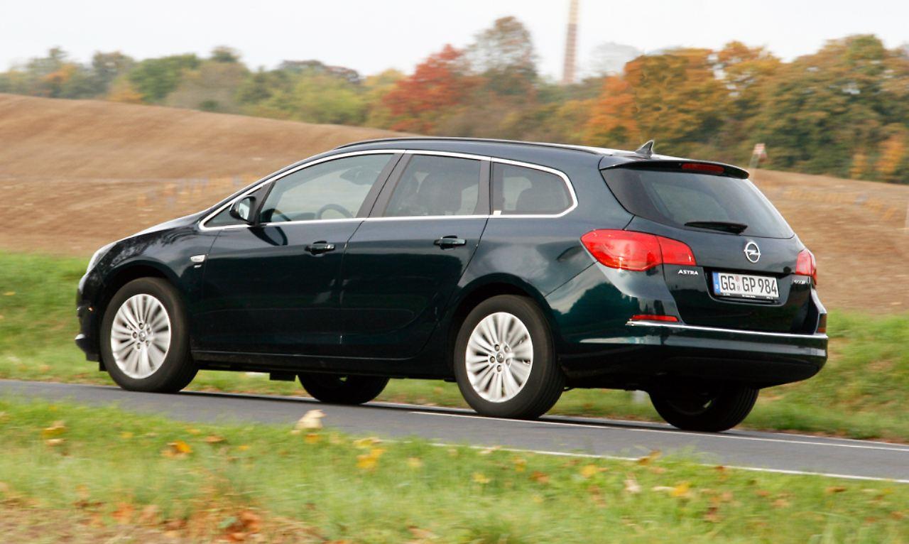 Test Opel Astra - Der Kompakte, der mehr kann - n-tv.de