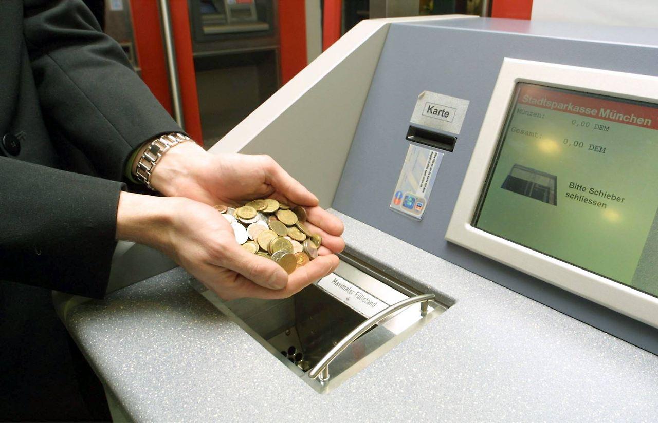 Wo Kann Ich Münzen Einzahlen Sparkasse Ausreise Info