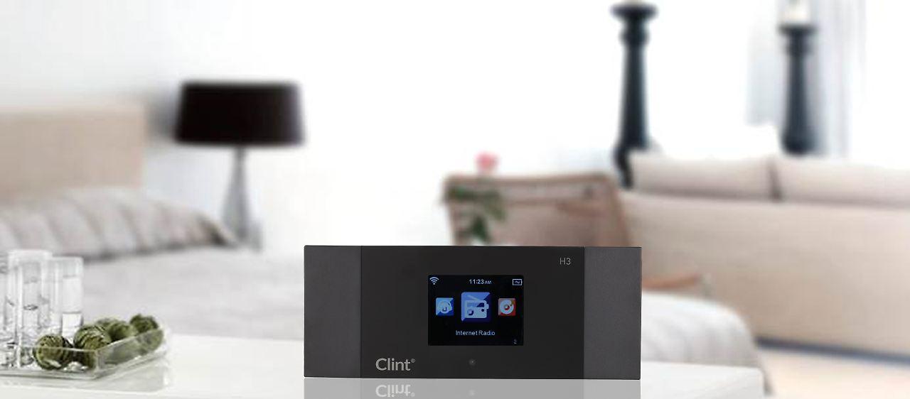 Internetradio und mehr: Clint H3 möbelt alte Stereoanlagen auf - n-tv.de