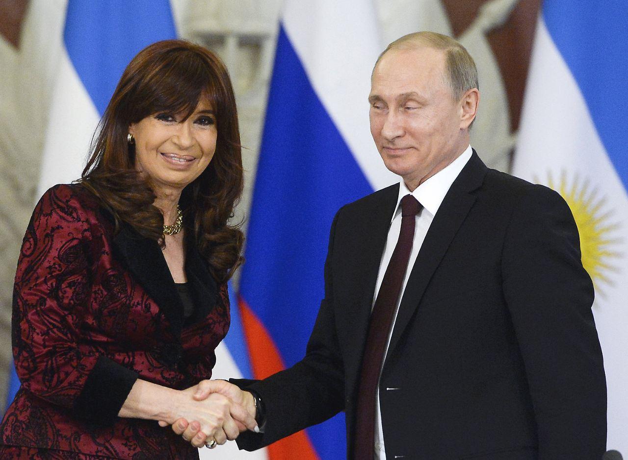 Argentinien flirten