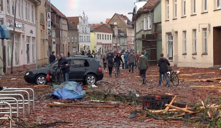 Sturm Norddeutschland