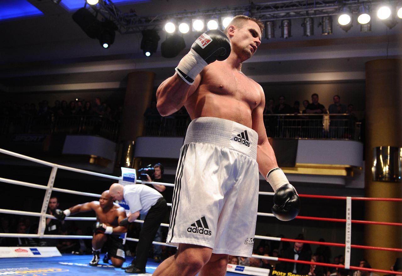 Schwergewichtsboxer