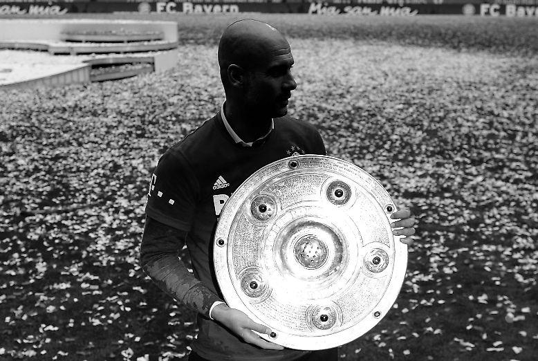 Es ist vollbracht. Die 52. Saison der Fußball-Bundesliga ist Geschichte.