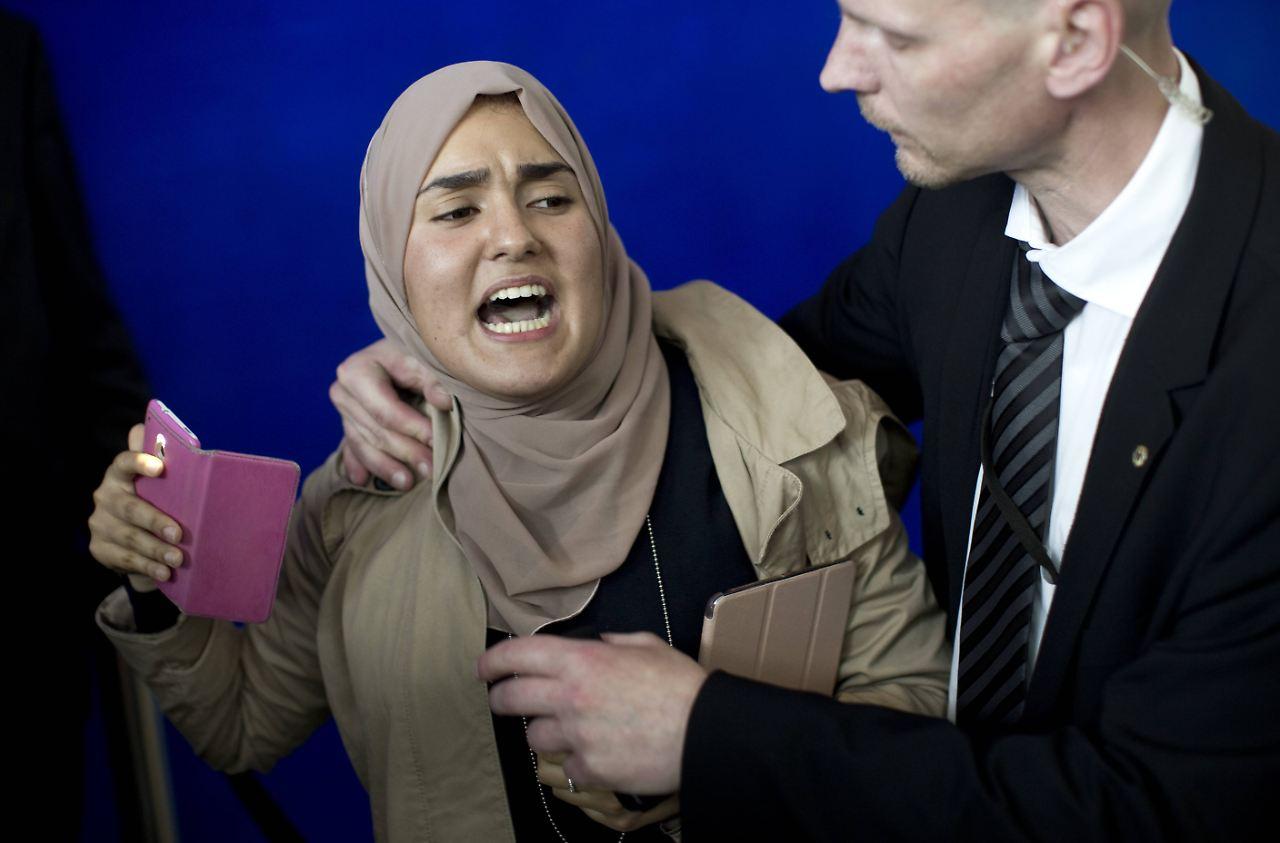 Interview im spiegel gypten will st rerin hart for Spiegel tv gestern video
