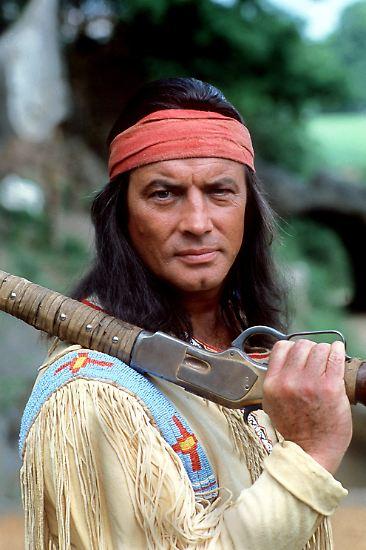 Keiner verkörperte die Rolle des Apachen-Häuptlings Winnetou so wie er: Pierre Brice.
