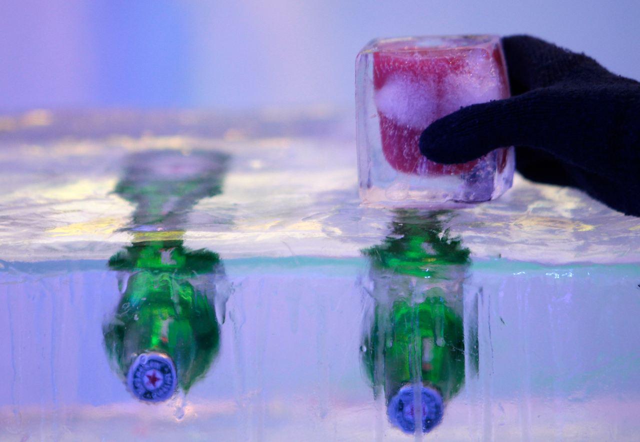 Bis die Flasche platzt: Welche Getränke dürfen ins Tiefkühlfach? - n ...