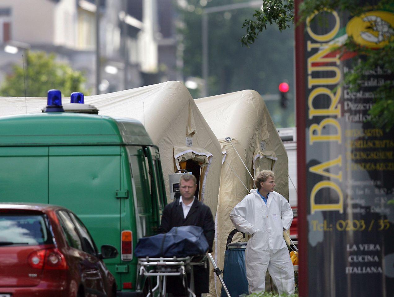 Mafiamorde von Duisburg: Gericht spricht Ndrangheta