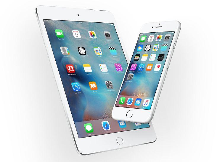 Apple hat  iOS 9 veröffentlicht, die neue Version seines Betriebssystems für mobile Geräte.
