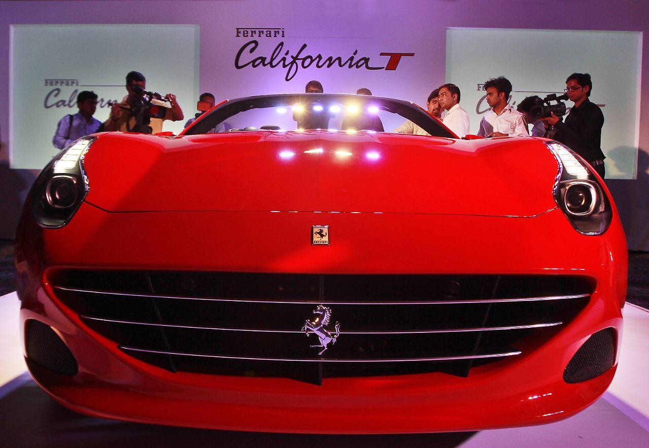 Aktien Ferrari
