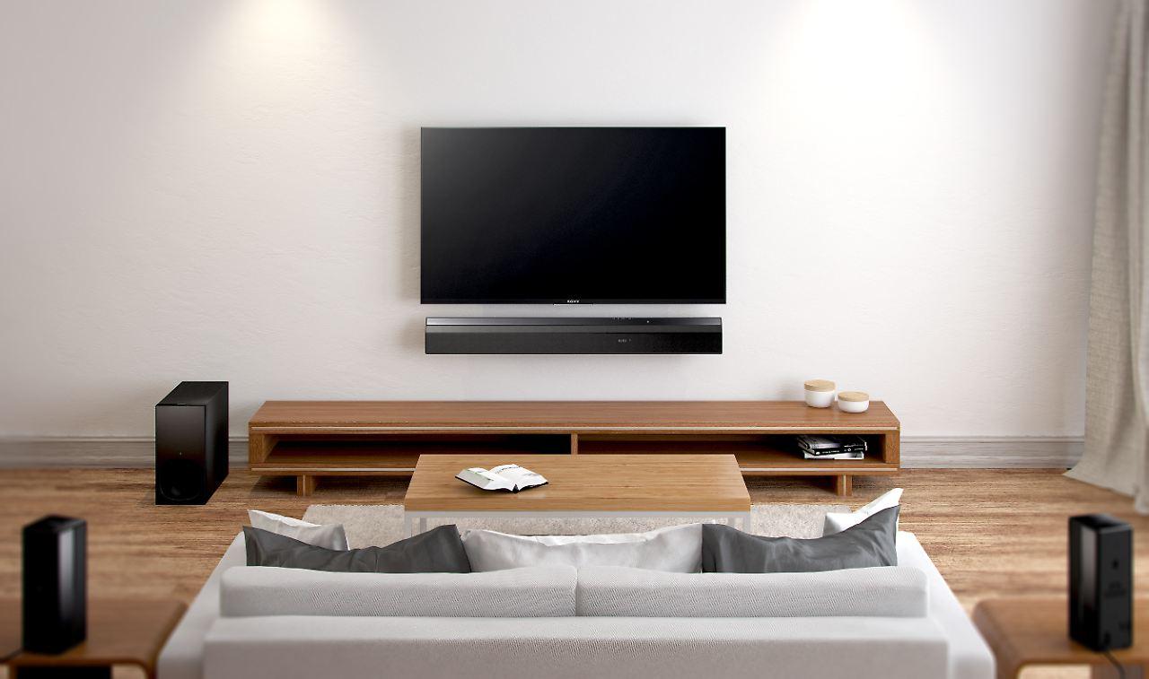 Soundbar An Fernseher Oder Receiver