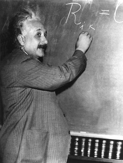 Mit seiner Allgemeinen Relativitätstheorie revolutionierte er das Weltbild der Physik: Albert Einstein war ein Jahrhundertgenie. An manches, was die Theorie voraussagte, ...