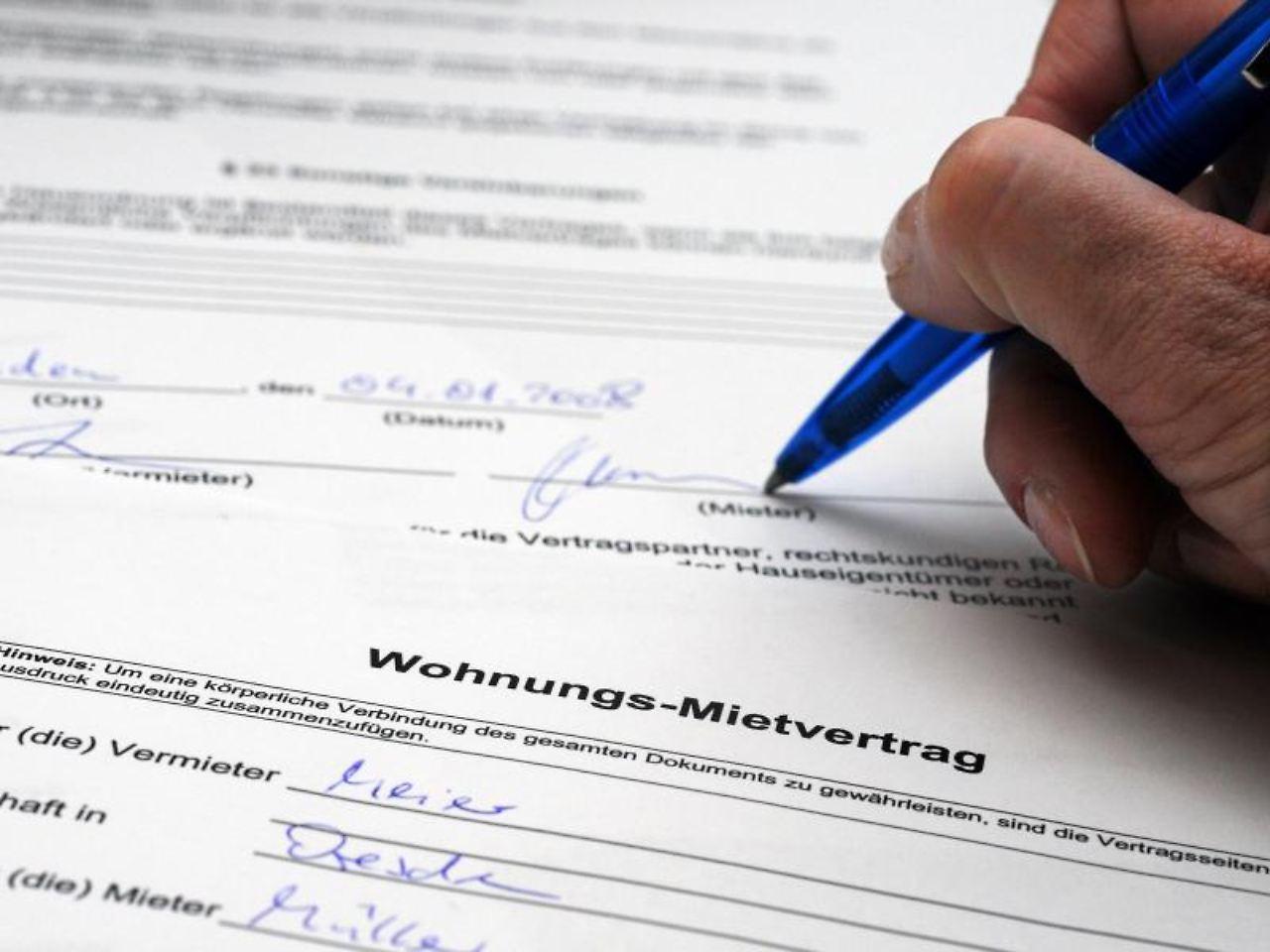 Ein Mieter, ein Wort: Mietvertragsschluss auch per Handschlag? - n-tv.de