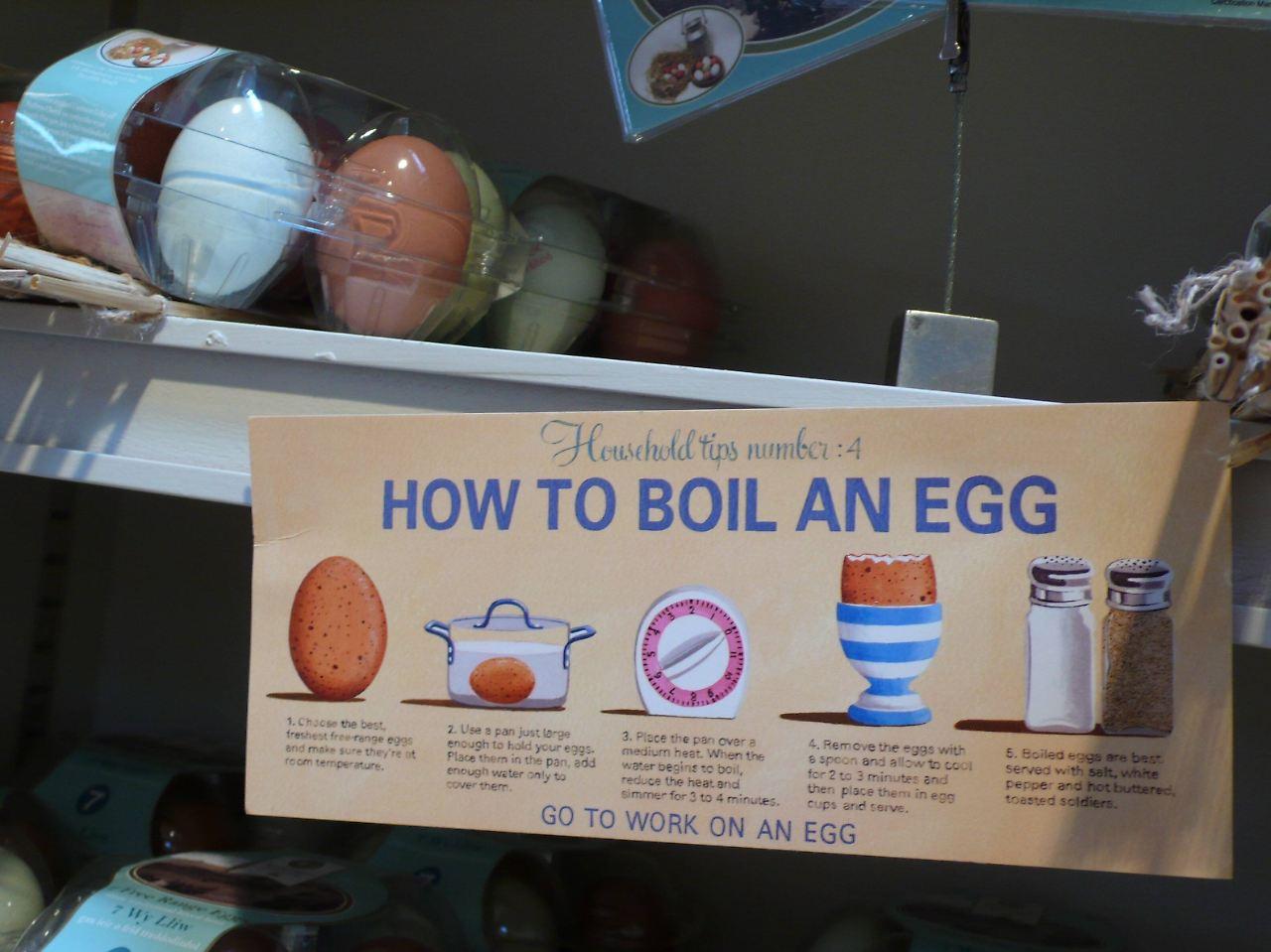 Frage antwort nr 414 muss man eier vor dem kochen - Eier hart kochen ohne anstechen ...