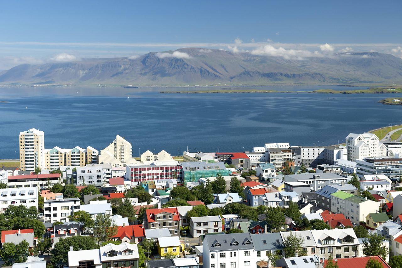 Tipp f r den st dtetrip islands kulturtempel reykjavik for Casette di legno in islanda reykjavik