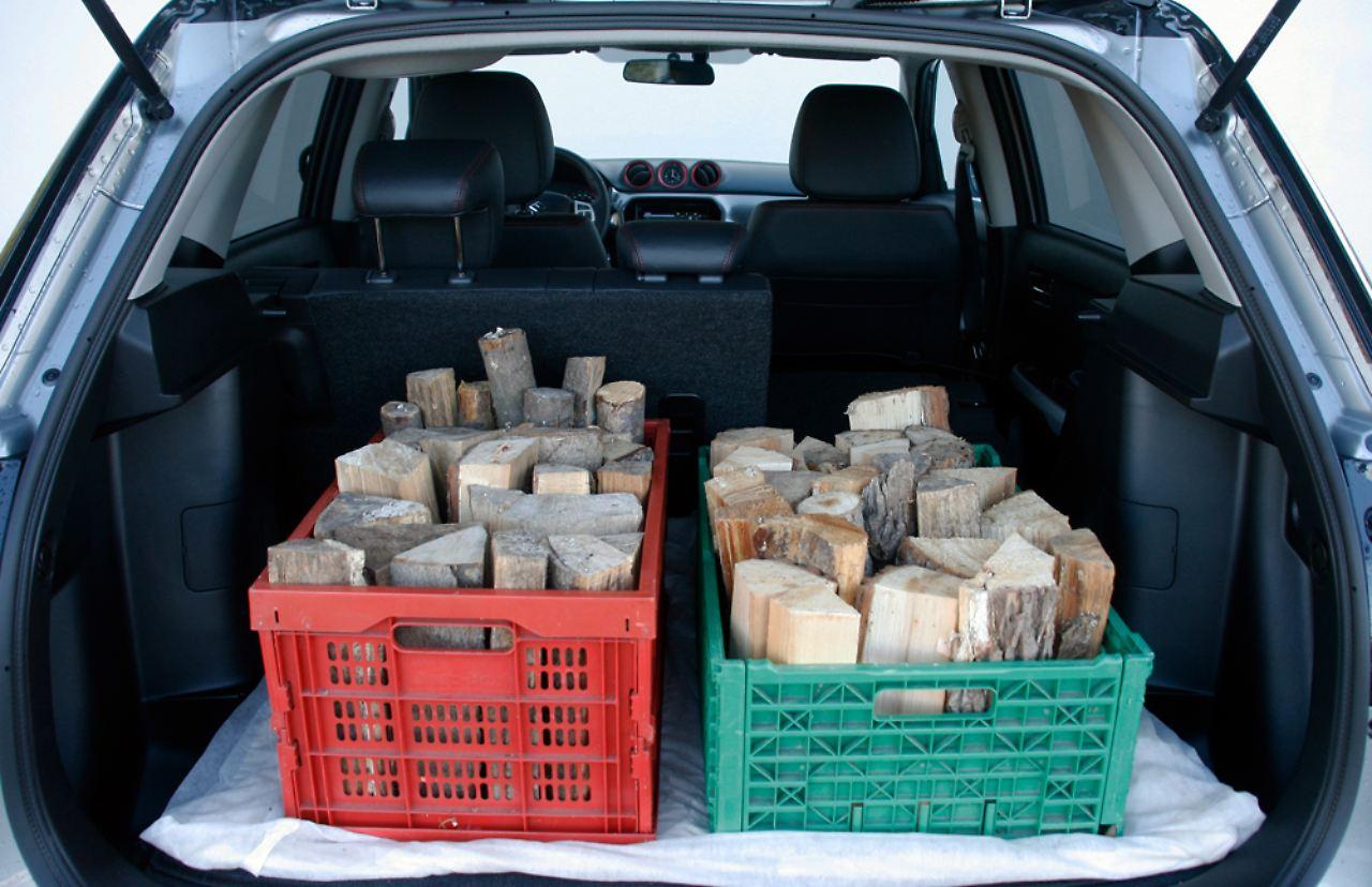 375 Liter Volumen Und 520 Kilogramm Maximale Zuladung Reichen Fur Die Meisten Transportaufgaben