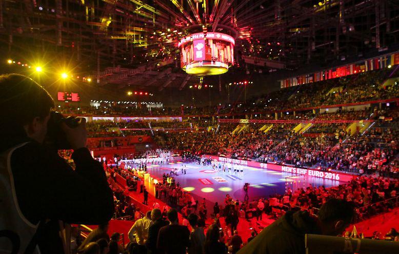 Das polnische Krakau wird zur Bühne des nächsten deutschen Handball-Märchens.