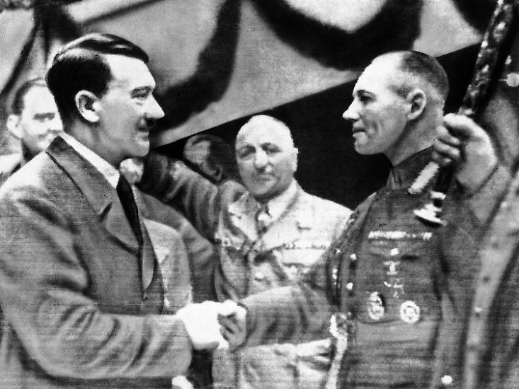 """""""Wüstenfuchs"""", """"Hitlers Lieblingsgeneral"""" oder """"Zauberer der Wüste"""":"""