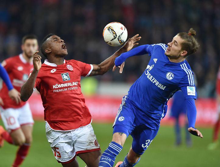 FSV Mainz 05  - FC Schalke 04 2:1 (1:0)