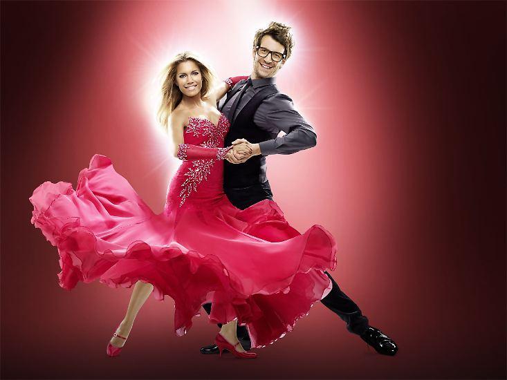 """Sie moderieren 2016 wieder """"Let's Dance"""" mit viel Charme und Witz: Sylvie Meis und Daniel Hartwich."""