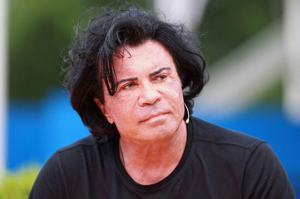 """Costa Cordalis ist """"not amused"""" über die Medienpräsenz seiner ..."""