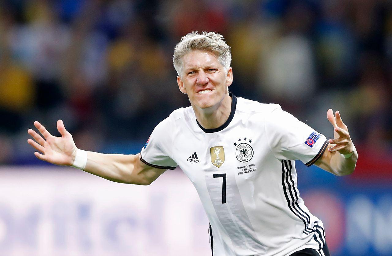 Tor Schweinsteiger Gegen Ukraine