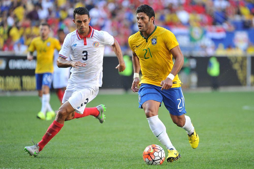 Brasilianische Nationalspieler