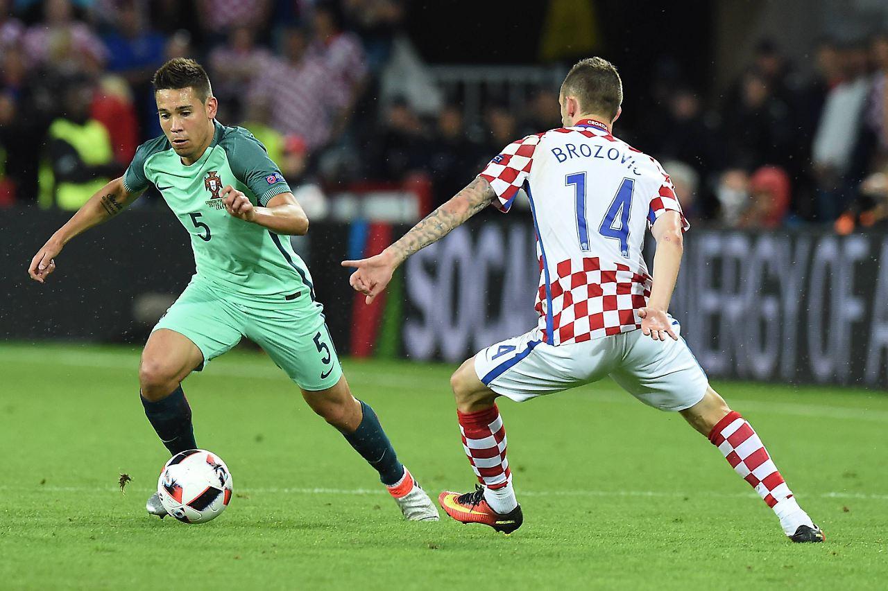 Em Portugal Gegen Polen