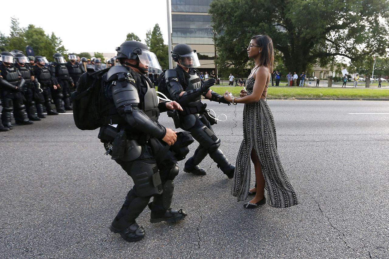 einzelne schwarze Frauen in Houston