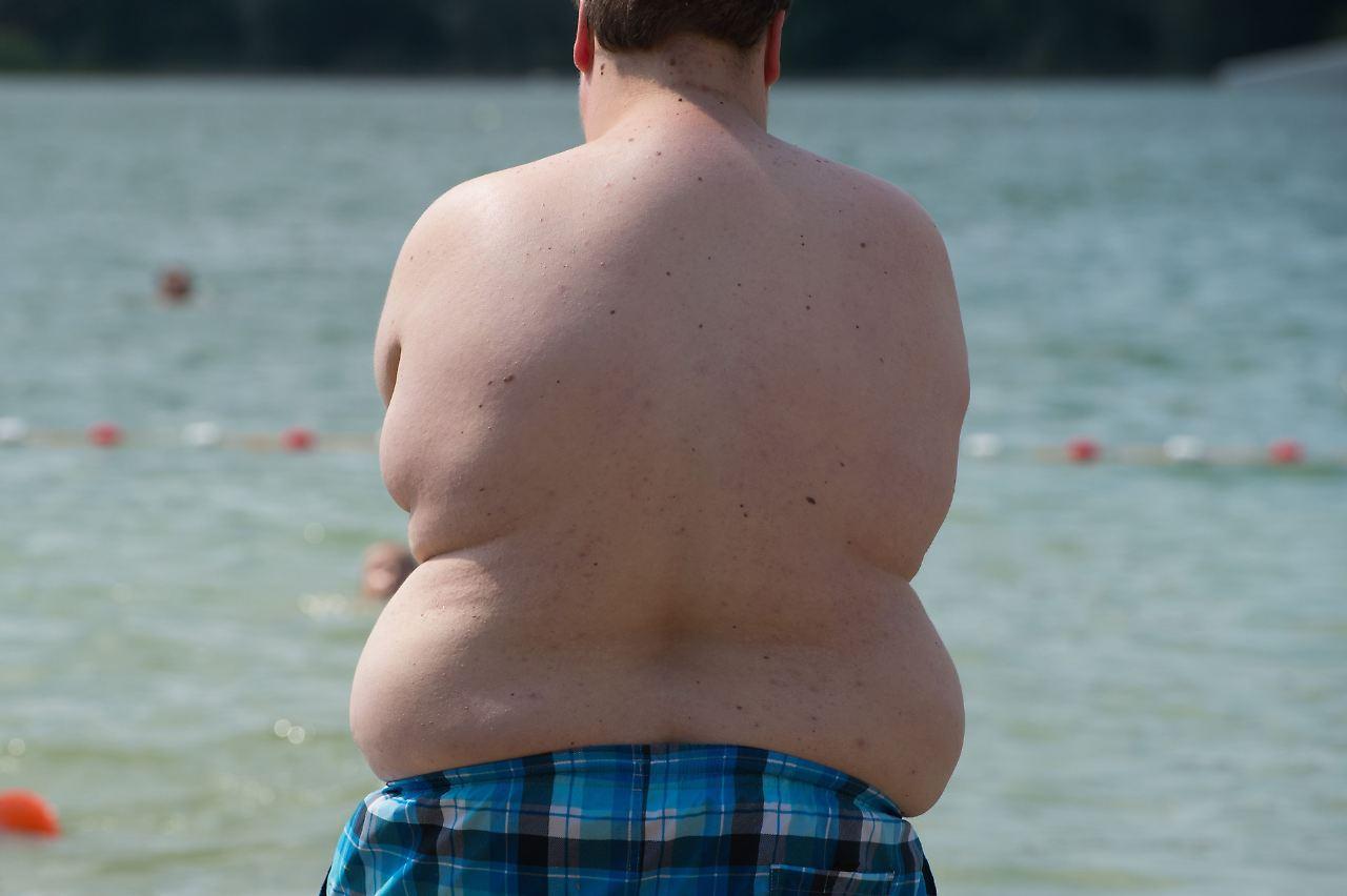 40 kilo übergewicht