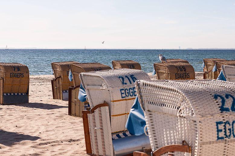 Die Deutschen lieben ihre Küste ganz besonders. Orte an der Ostsee ...