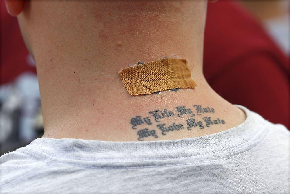 Heikle Tattoos: Welche Motive sind verboten? - n-tv.de