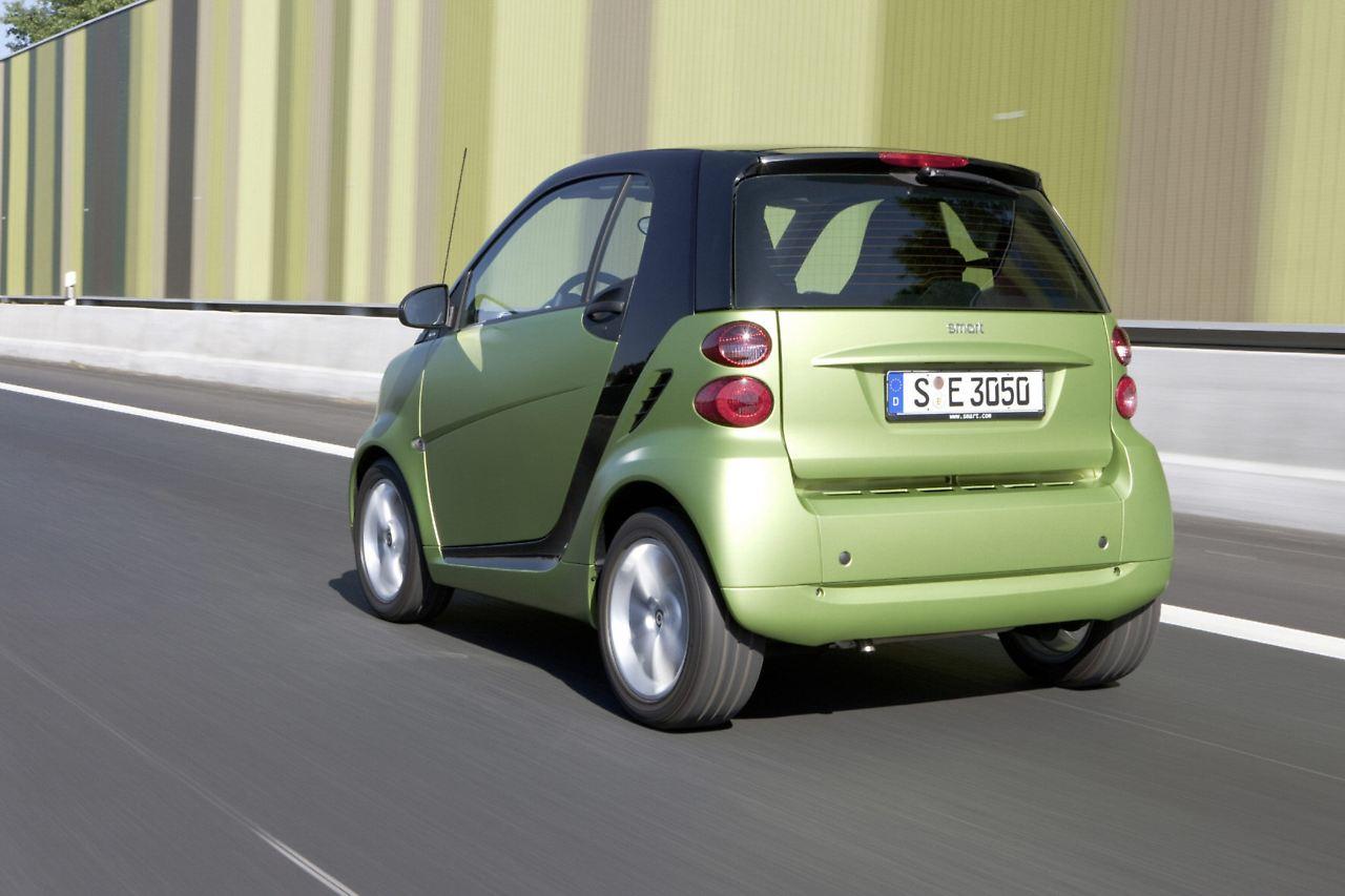 Däumling im Gebrauchtwagen-Check: Smart Fortwo