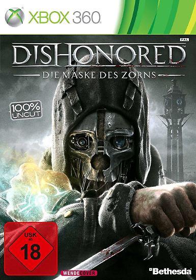 """2012 begeistert das First-Person-Action-Adventure """"Dishonored: Die Maske des Zorns"""" weltweit viele Videospieler."""