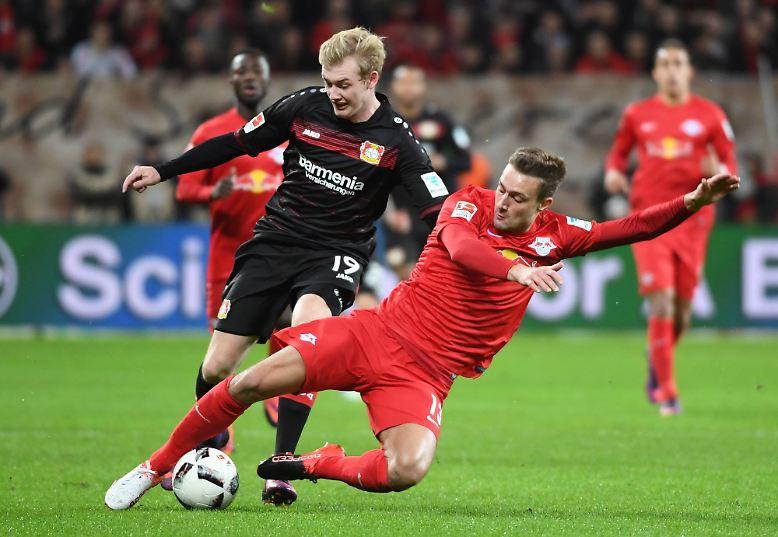 Bayer 04 Leverkusen - RB Leipzig 2:3 (2:1)