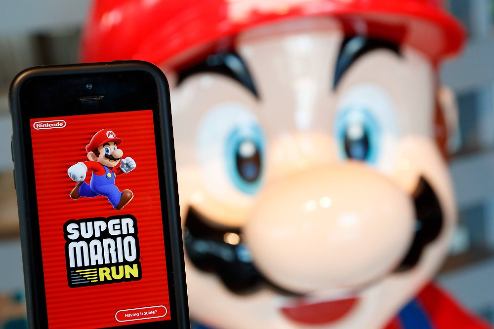 technik st Super Mario Run sein Geld wert article.