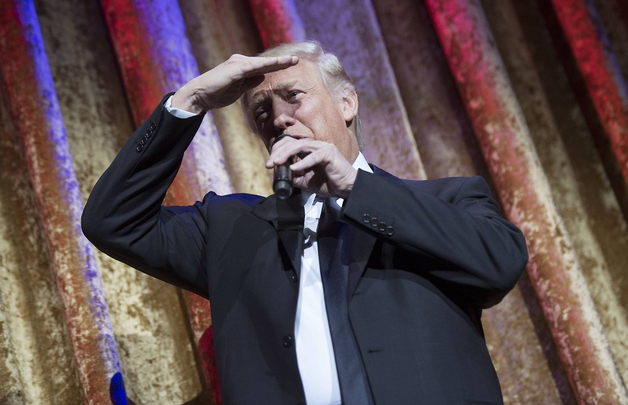 Trump Ist Keine Job Maschine Article19588262