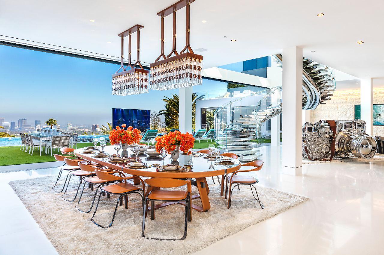 Teuerste villa der welt 2018  Der Tag: Teuerste Villa der USA steht zum Verkauf - n-tv.de