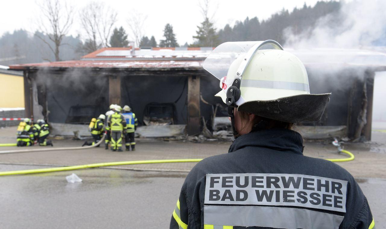 Bad WieГџee Feuerwehr