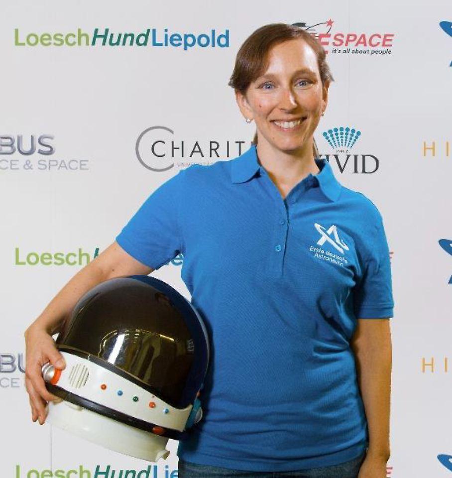 Erste deutsche Astronautin gesucht   Vier Frauen aus Bayern im Finale