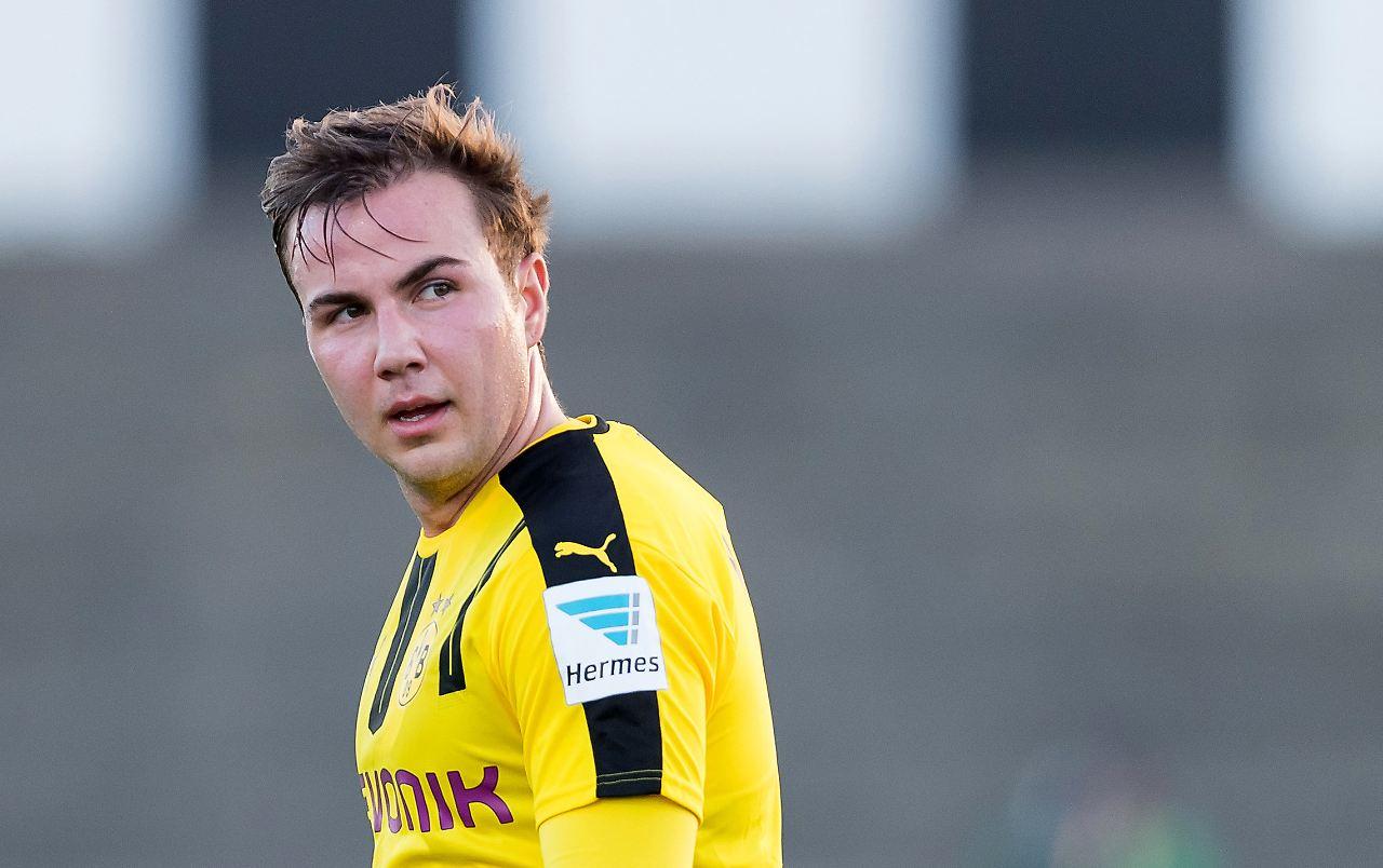 Nach Stoffwechsel-Erkrankung | BVB-Boss Watzke verrät: So geht es Mario Götze