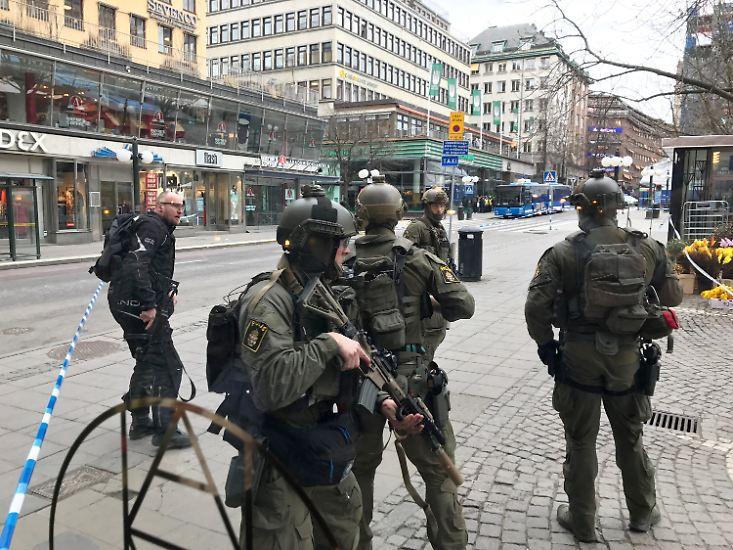 Schon wieder herrscht Terroralarm in einer europäischen Großstadt.