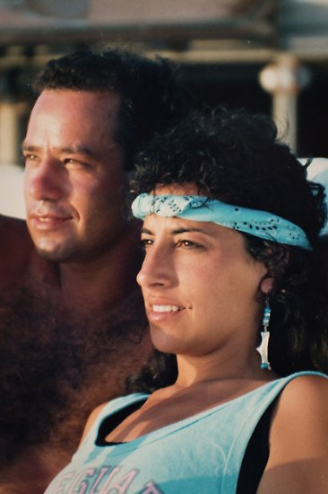 Nancy Borowicks Eltern Howard und Laurel heirateten am 3. September 1979. Sie hatten sich an der Uni kennengelernt beim Jurastudium.