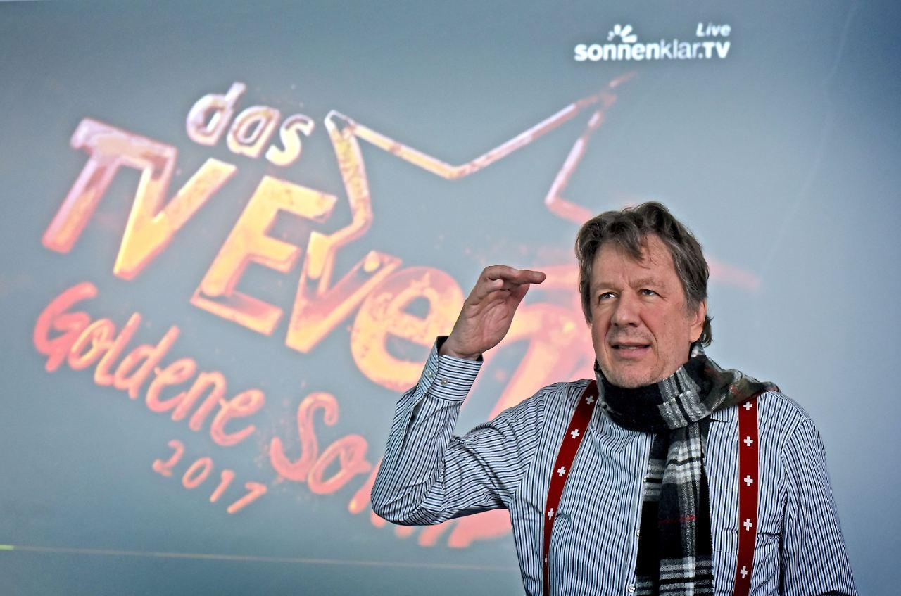 Wetterexperte: Jörg Kachelmann kehrt ins Fernsehen zurück