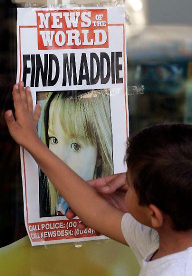 Seit zehn Jahren wird Madeleine McCann vermisst.