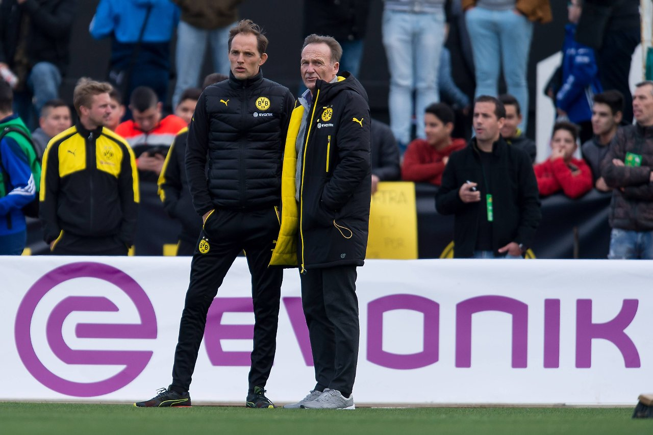 BVB-Theater | Manager Zorc fordert